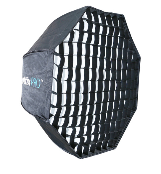 Phottix Easy Up HD Umbrella Octa Softbox with Grid 80cm 快開柔光箱連網格