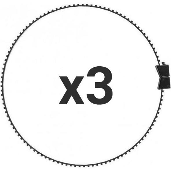 Edelkrone  Lens Gear Bundle (Pack of 3)鏡頭跟焦齒環