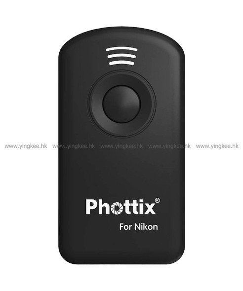 Phottix Infrared Remote Control紅外線遙控器(適用於Nikon)