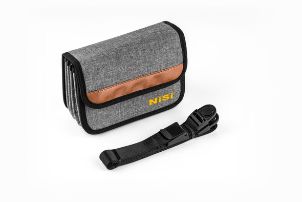 NiSi 100mm Filter Pouch PRO for Holder + 9 Filters