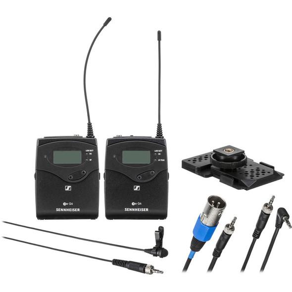 Sennheiser EW112P-G4 1對1 無線收音咪