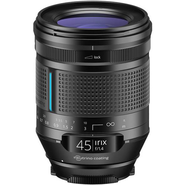 Irix Lens 45mm F1.4 Dragonfly for Canon EF Mount 手動對焦鏡頭