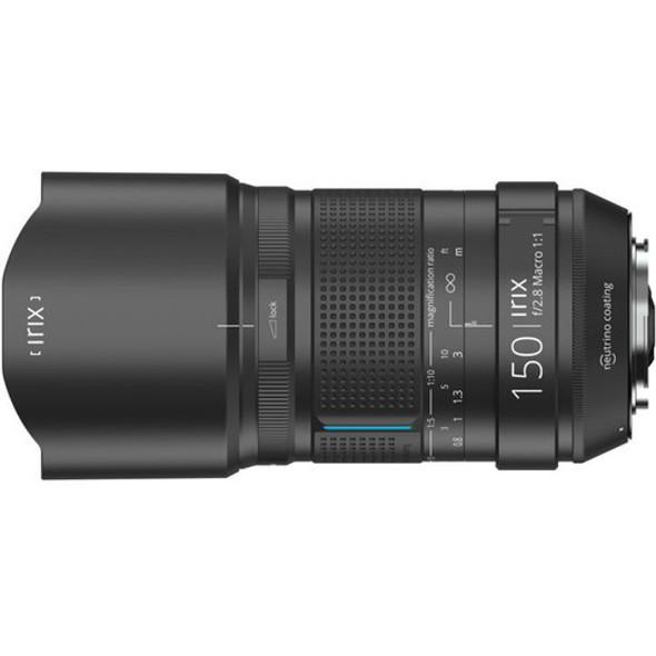Irix Lens 150mm F2.8 Dragonfly for Canon EF Mount 手動對焦鏡頭