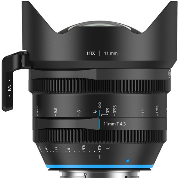 Irix Cine Lens 11mm T4.3 for Canon EF Mount Metric 電影鏡頭