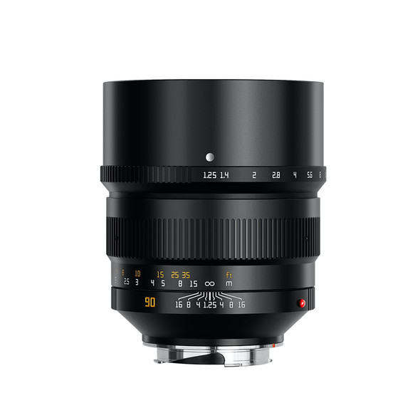 銘匠 TTartisan 90mm F1.25 LM Leica-M 鏡頭