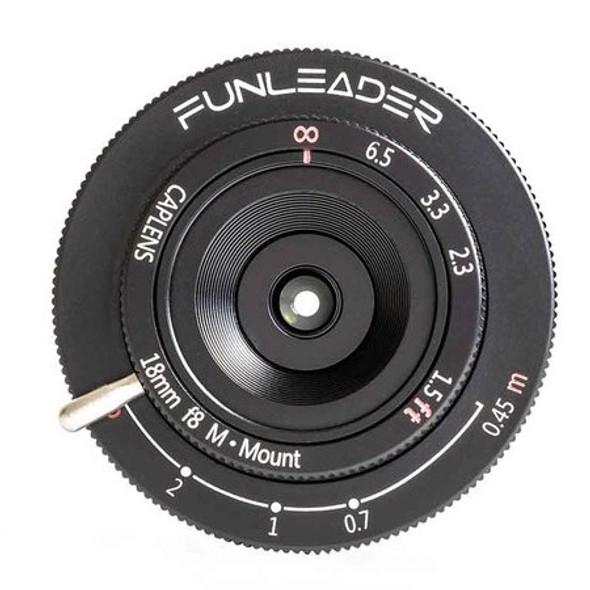 Funleader 18mm F8.0 Caplens LM Leica-M 鏡頭