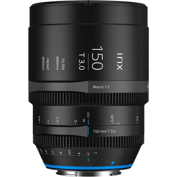Irix Cine Lens 150mm T3.0 for Canon EF Mount Metric 電影鏡頭