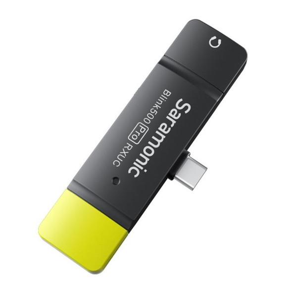 Saramonic Blink500 Pro B5 2.4Ghz 一對一無線手機領夾咪 For Android USB Type-C
