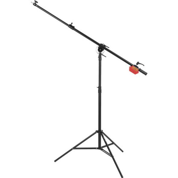 Jinbei 金貝 DBJ-1 Steel Light Stand with Boom Adapter 旋轉型吊臂燈架(150cm)
