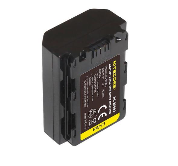 Nitecore NP-FZ100 Battery Pack for Sony 相機專用鋰電池