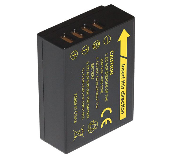 Nitecore NP-W126S Battery Pack for Fujifilm 相機專用鋰電池