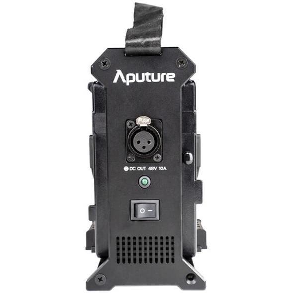 Aputure 2-Bay Battery Power Station (V-Mount) 外拍供電箱