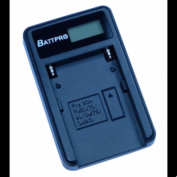Battpro Sony NP-F970 USB Charger 電池充電板