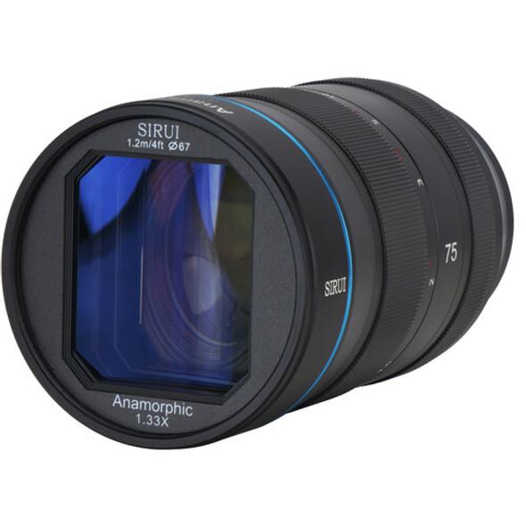 Sirui 75mm F1.8  Anamorphic 1.33x Lens for MFT Mount 變形電影鏡頭