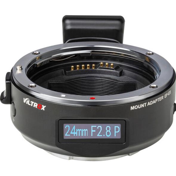 Viltrox 電子轉接環 EF-E5 (EF鏡頭轉Sony 全片幅相機)