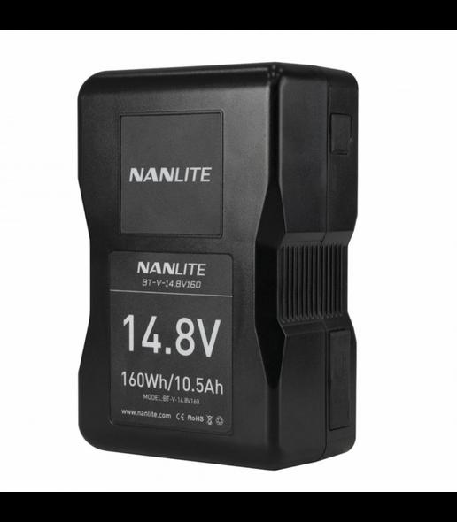 Nanlite 南光 BT-V-14.8V160 160Wh V-MOUNT LI-ION BATTERY V接口鋰電池