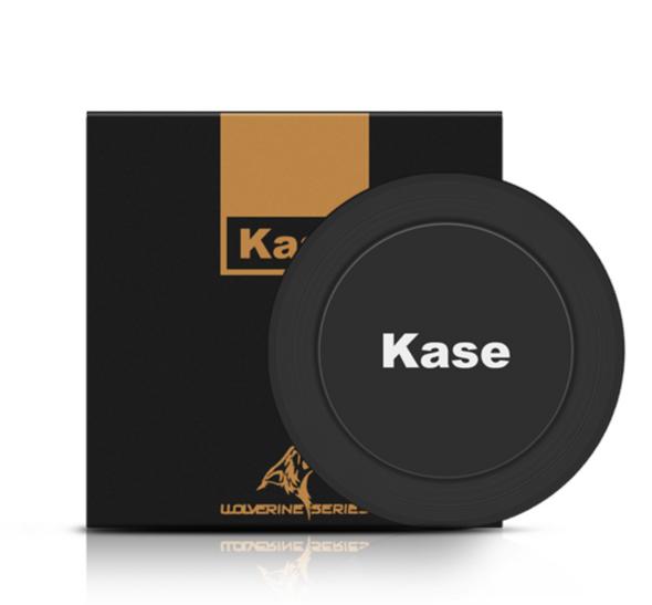 Kase Magnetic & Screw-in Lens Cap 金剛狼磁吸圓形濾鏡鏡頭蓋 82mm