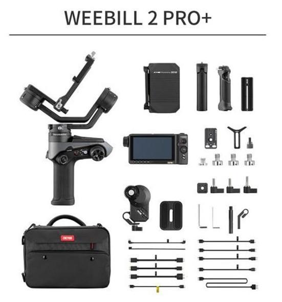 ZHIYUN 智雲 Weebill 2 Pro+ 相機穩定器