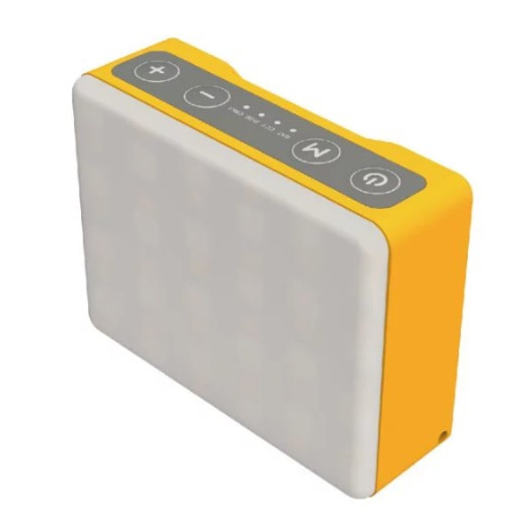 Iwata 岩田 Genius M1 Pro 迷你全彩 RGB LED 補光燈 Orange 橙色