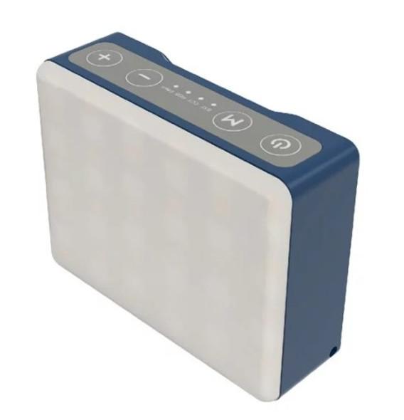 Iwata 岩田 Genius M1 Pro 迷你全彩 RGB LED 補光燈 Blue 藍色