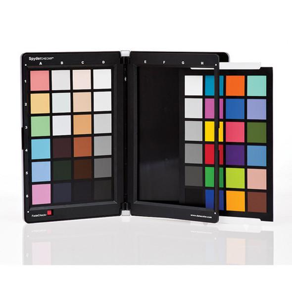 Datacolor SpyderCheckr SCK100 相機校準顏色表
