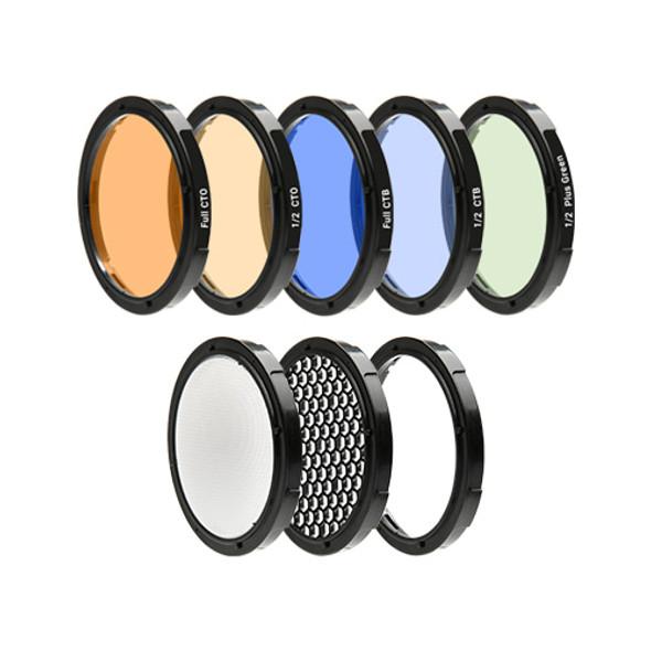 SMDV Color Correction Filter Kit for Speedbox-Flip 閃光燈濾色片套裝