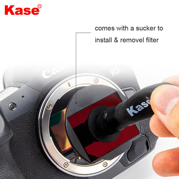 Kase Canon EOS R 相機內置濾鏡Clip-In Filter ND 4 Stops / ND16