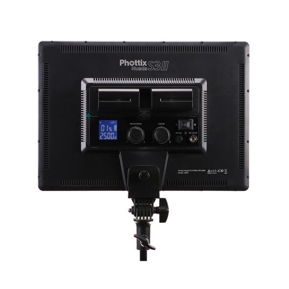 Phottix Nuada S3 II VLED Video LED Light 柔光燈