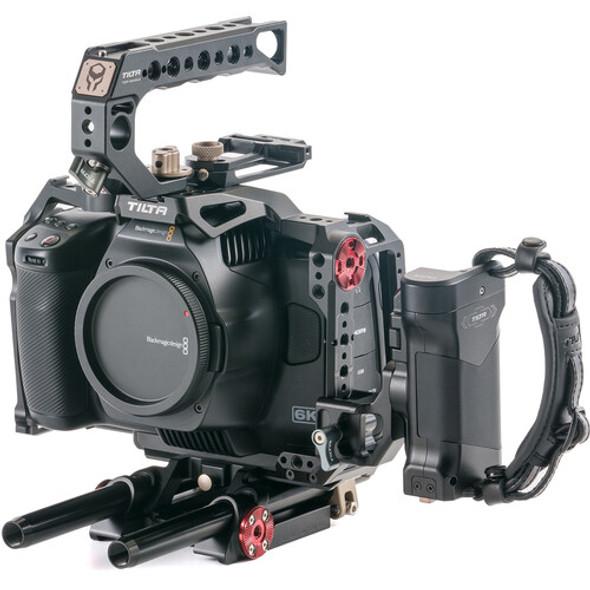 Tilta 鐵頭 TA-T11-A-B BMPCC 6K Pro Advanced Kit 戰術版套裝 Black
