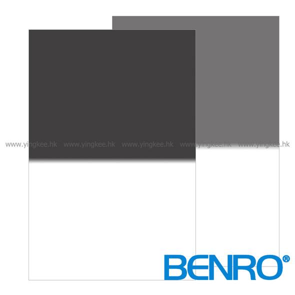 Benro Master GND8 (0.9) Hard 100mm Glass Filter 硬漸變灰濾鏡