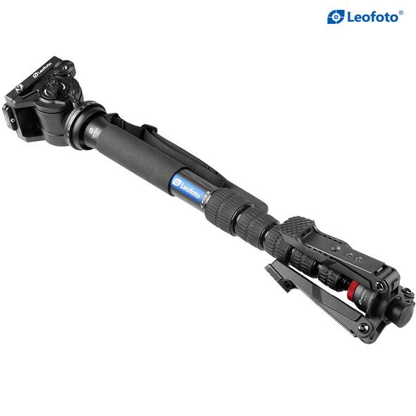 Leofoto MP-326C+VD-02+BV-10 碳纖維獨腳架套裝