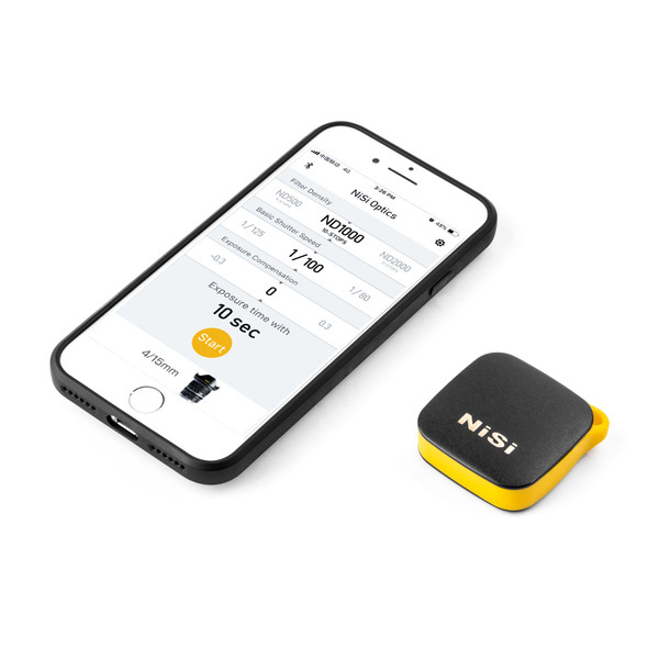 Nisi Bluetooth Remote Control For Shutter Release for Sony 藍牙快門控制器 (適用於Sony)