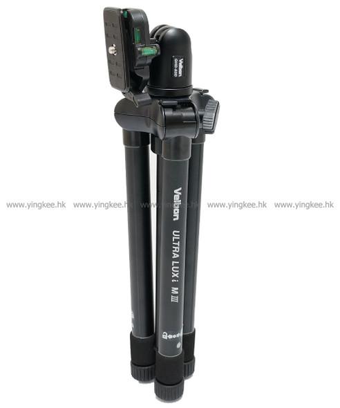 Velbon金鐘Ultra LUXi M III 數碼佳人M III輕便型腳架套裝