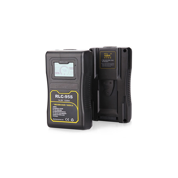 Rolux RLC-95S V-Mount Li-ion Battery V接口鋰電池
