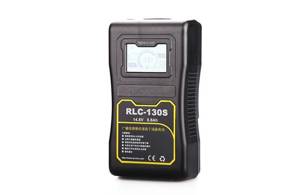 Rolux RLC-130S V-Mount Li-ion Battery V接口鋰電池