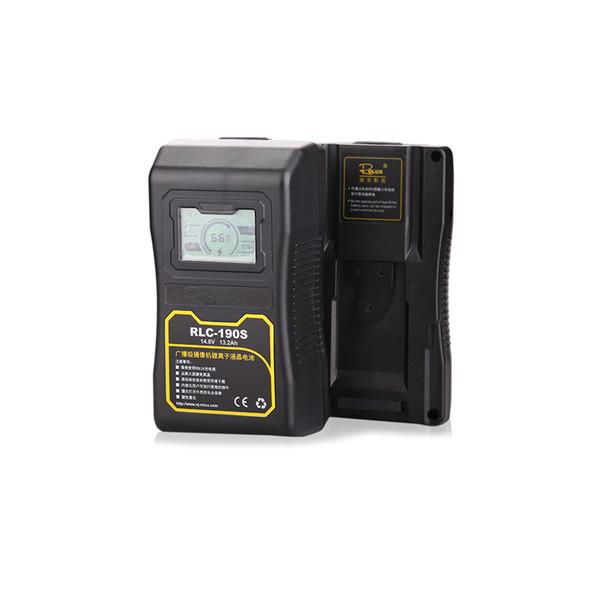 Rolux RLC-190S V-Mount Li-ion Battery V接口鋰電池