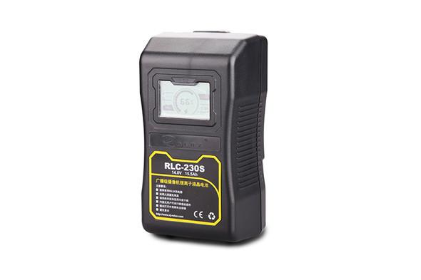 Rolux RLC-230S V-Mount Li-ion Battery V接口鋰電池
