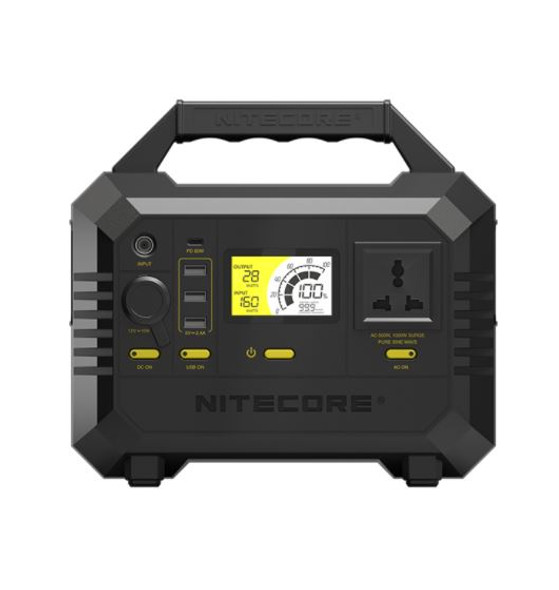 Nitecore NES500 Outdoor Portable Power Station