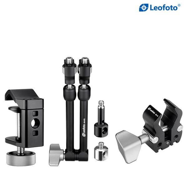Leofoto 徠圖 UC-03 Multipurpose clamp for Umbrella 傘夾雨傘夾具套裝