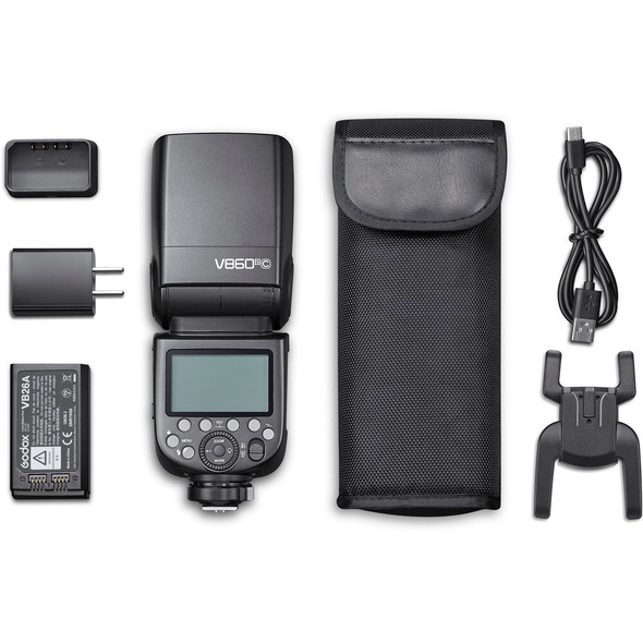 Godox 神牛 V860 III C Canon TTL Flash 高速同步鋰電機頂閃光燈