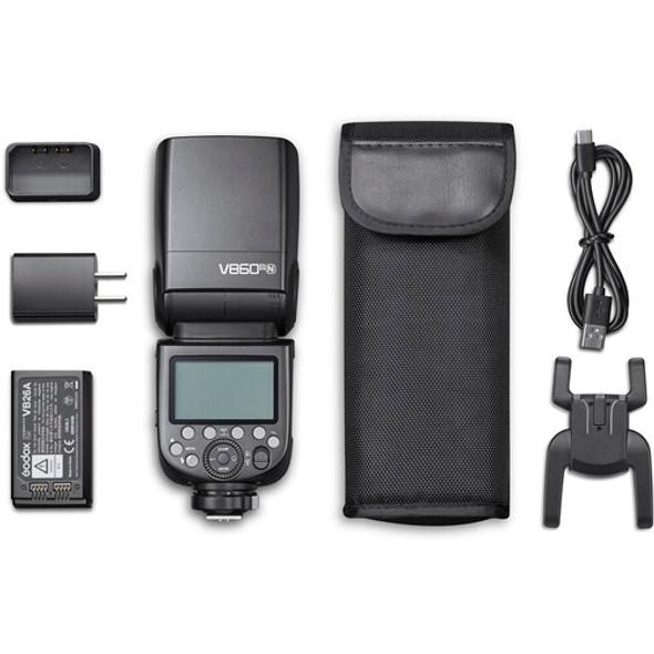 Godox 神牛 V860 III N Nikon TTL Flash 高速同步鋰電機頂閃光燈