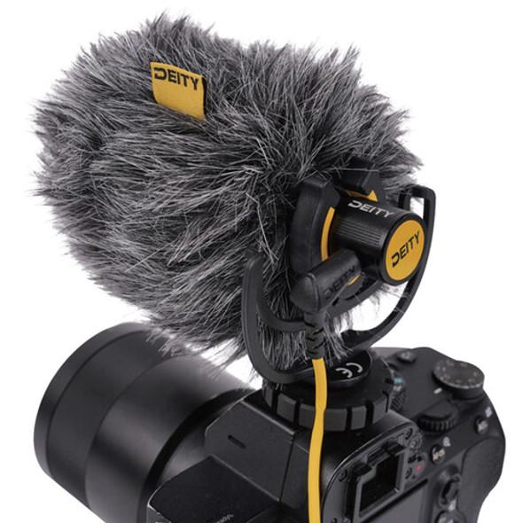 Aputure Deity V-mic D4 Mini 相機錄音電容收音咪