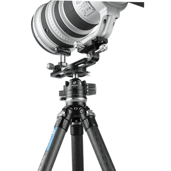 Leofoto VR-150L 雙支點長焦托架單反鏡頭支架快裝板