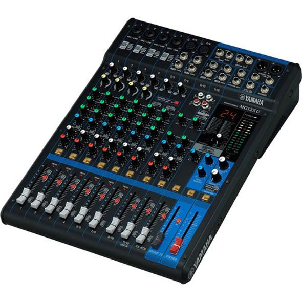 Yamaha MG12XU 12-Channel Analog Mixing Console