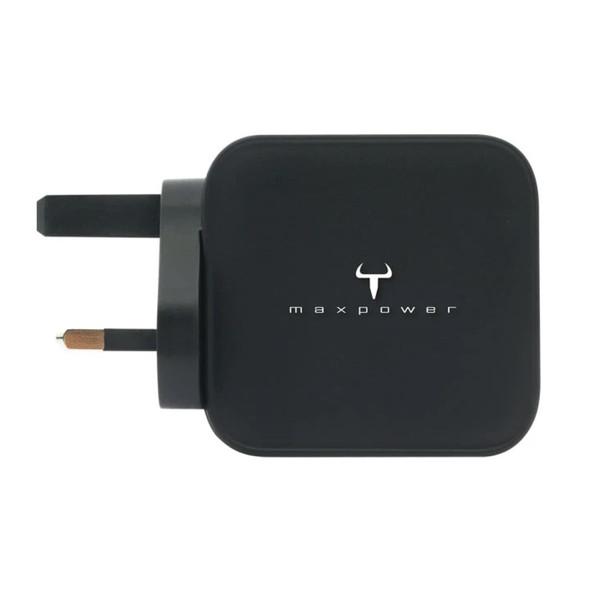 牛魔王 Maxpower GN65X 65W 3 位 GaN USB 充電器