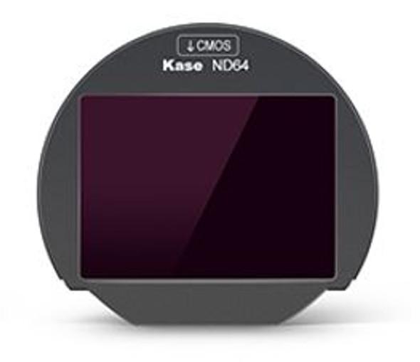 Kase Fujifilm 相機內置濾鏡 Clip-In Filter ND 6 Stops / ND64