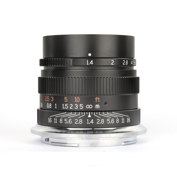 七工匠 7artisans 35mm f/1.4 Nikon Z Mount 鏡頭