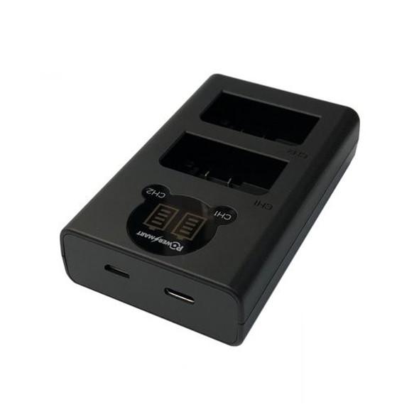 Powersmart EN-EL25 LCD USB Charger 雙位充電器