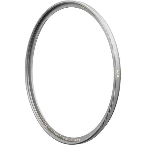 B+W T-PRO MRC nano UV-Haze 77mm 鈦色超薄框保護鏡