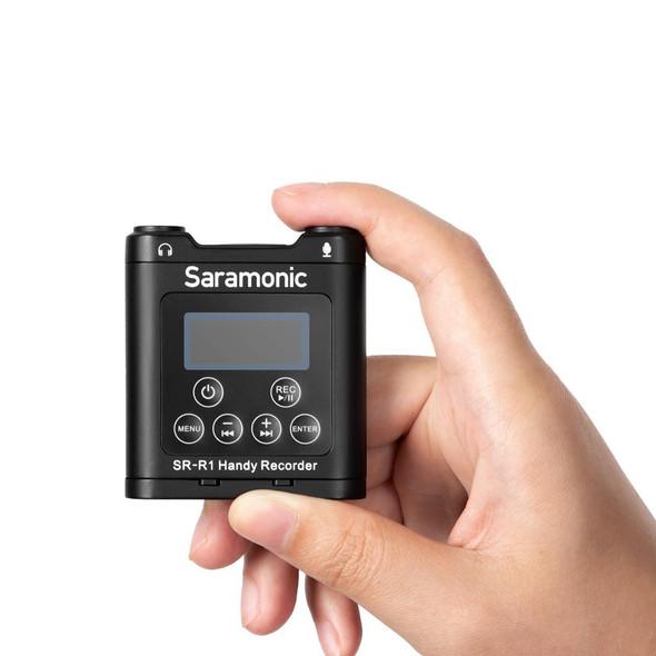 Saramonic SR-R1 Mini Handy Recorder with Lavalier Microphone 便攜錄音機